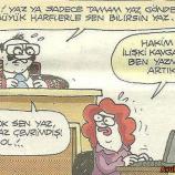 Hukuki Karikatürler